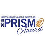 International Coach Federation 2015 Prism Award